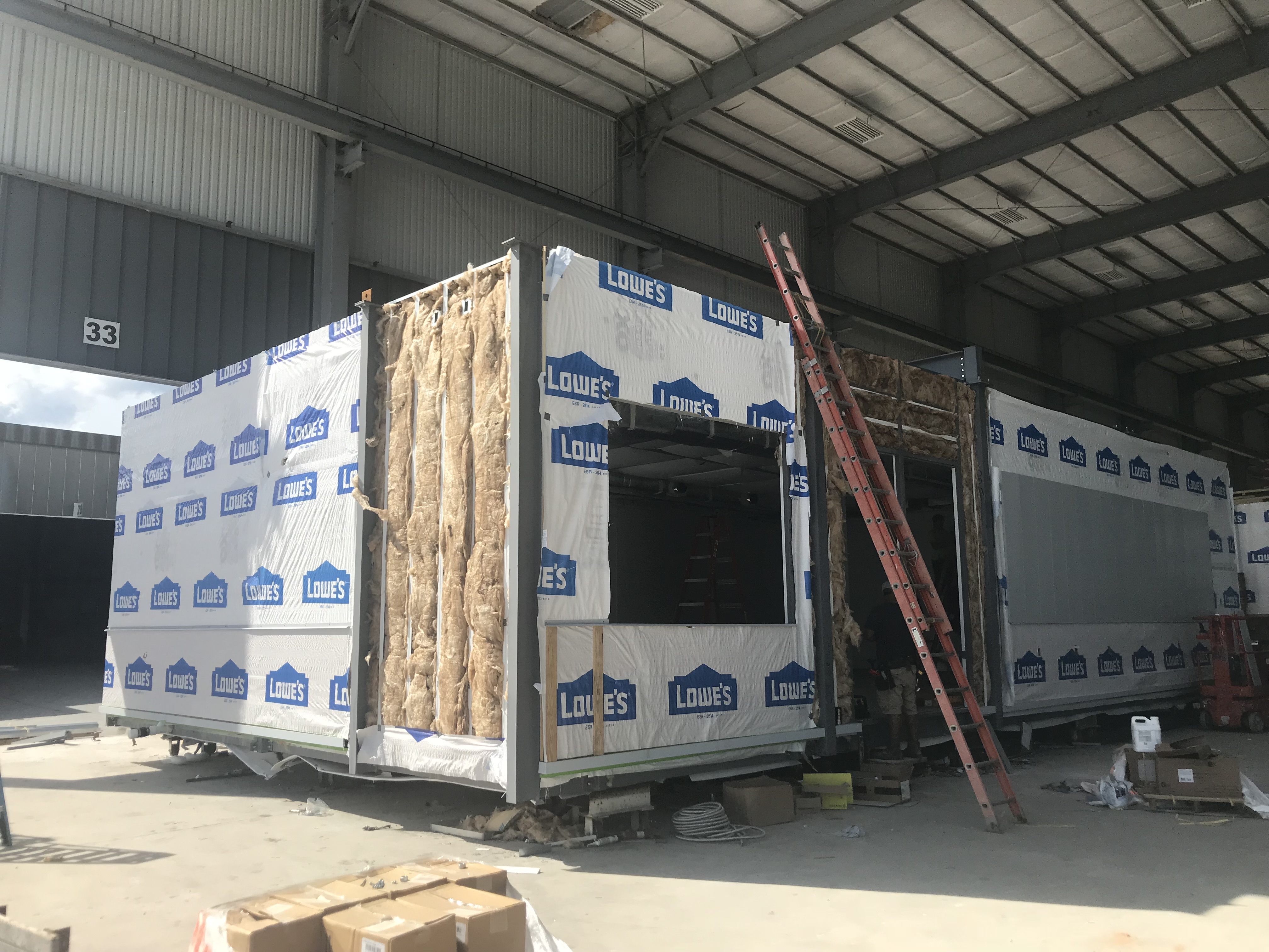 Home - Frey-Moss Structures: Modular Building Manufacturer and Installer